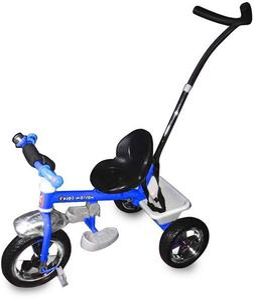 Rowerek Tobi Basic Plus Kidz Motion (niebieski) / Tanie RATY - 2849892405
