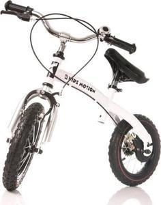 Rowerek biegowy Cody 2w1 Kidz Motion (biały) / Tanie RATY - 2850799144
