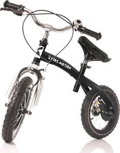 Rowerek biegowy Cody 2w1 Kidz Motion (czarny) / Tanie RATY - 2849892407