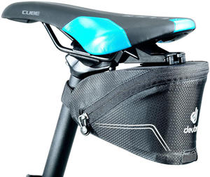 Sakwa rowerowa Bike Bag Click I Deuter (czarna) / Tanie RATY - 2849474328