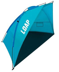 Namiot, parawan plażowy Shade M Loap (niebieski) - 2851159606