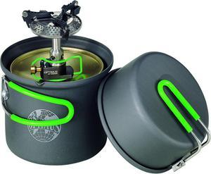 Zestaw naczyń z palnikiem Crux Lite Terra Solo Cookset Optimus / Tanie RATY - 2852220136