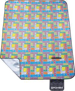 Koc piknikowy 210x180cm Spokey (MC Pop) - 2881204811