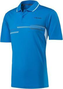 Koszulka męska Club Technical Polo Shirt M Head (niebieska) / Tanie RATY - 2852526514