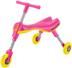 Pojazd dziecięcy Runner Bug Kidz Motion (różowy) - 2852657633