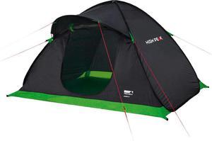 Namiot 3-osobowy samorozkładający się Swift 3 High Peak (antracytowy) / Tanie RATY / DOSTAWA GRATIS !!! - 2850799205