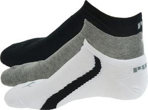 Skarpety Sneaker Stopki 3 pary Puma (kolory 3) - 2853667083