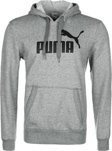 8a4e248fece0e Bluza z kapturem No.1 Logo Hoodie Puma (szara) / Tanie RATY Puma