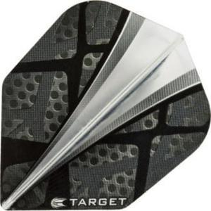 Część zamienna piórka Target Dart (czarno-szara) - 2853193274
