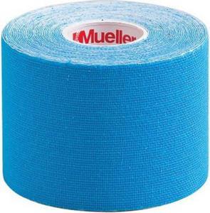 Taśma Kinesiology Tape 5cmx5m Mueller (niebieska) - 2852657690