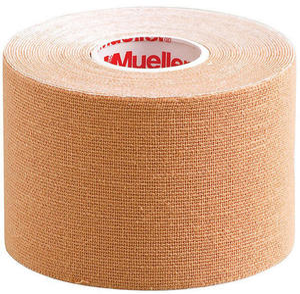 Taśma Kinesiology Tape 5cmx5m Mueller (beżowa) - 2852657691