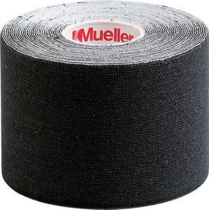 Taśma Kinesiology Tape 5cmx5m Mueller (czarna) - 2852657692