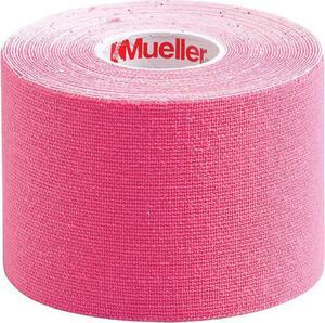 Taśma Kinesiology Tape 5cmx5m Mueller(różowa) - 2852657693