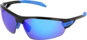 Okulary sportowe przeciwsłoneczne SP60011 Solano (niebiesko-czarne) / Tanie RATY - 2852220350