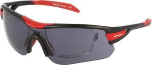 Okulary sportowe przeciwsłoneczne SP60014 Solano (czarno-czerwone) / Tanie RATY - 2852220360