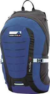Plecak trekkingowy Climax 18L High Peak (niebieski) / Tanie RATY - 2852657705