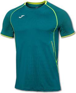 Koszulka męska Running S/S Joma (zielona) / Tanie RATY - 2852787497