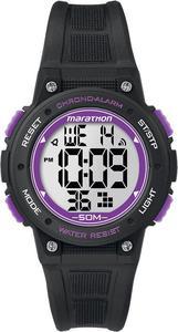 Zegarek damski Marathon by Timex (czarno-fioletowy) / Tanie RATY - 2852787510