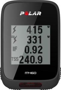Licznik rowerowy GPS M460 Polar / Tanie RATY / DOSTAWA GRATIS !!! - 2853193385