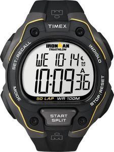 Zegarek Ironman Traditional Timex (czarno-żółty) / Tanie RATY - 2853193391