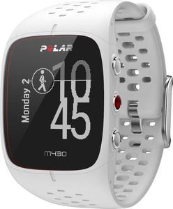 Pulsometr M430 Polar (biały) / Tanie RATY / DOSTAWA GRATIS !!! - 2852787593