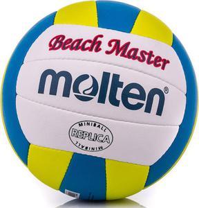 Piłka siatkowa plażowa V1B300-CY Molten - 2853193433