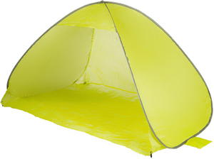 Namiot plażowy Pop Up 200x125x110cm Royokamp (żółty) - 2853313192
