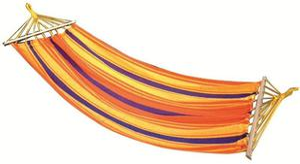Hamak 2-osobowy Royokamp (ciepłe barwy) - 2853313194