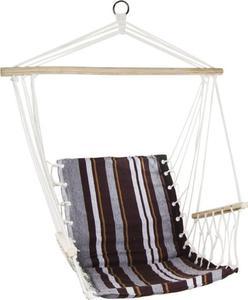 Hamak fotel brazylijski 100x60cm z podłokietnikami Royokamp (brązowy) / Tanie RATY - 2853313196