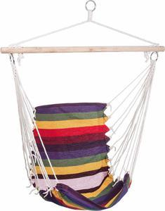 Hamak, fotel brazylijski 100x60cm Royokamp (ciepłe barwy) - 2853667138