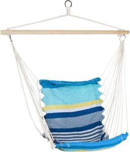 Hamak, fotel brazylijski 100x60cm Royokamp (zimne barwy) - 2853667139