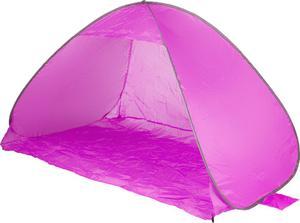 Namiot plażowy Pop Up 200x125x110cm Royokamp (różowy) - 2853313202