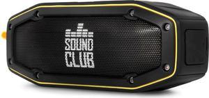 Głośnik bezprzewodowy Sound Club Rugged Mini GoClever / Tanie RATY - 2853313204