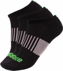 Skarpety tenisowe Dry-Cotton Low Cut Classic 3 pary Prince (czarne) - 2853313221