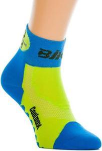 Skarpety Bike Short Expansive (zielono-niebieskie) - 2853821517