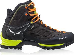 Buty trekkingowe Mountain Trainer MID GTX Salewa (brązowo-zielone) / Tanie RATY / DOSTAWA GRATIS !!! - 2876190115
