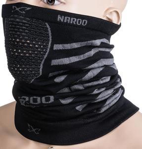 Maska treningowa, komin X9L Naroo Mask (czarno-szara) / Tanie RATY - 2855366790