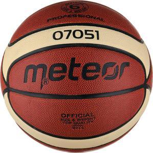 Piłka do koszykówki Professional 6 Meteor / GWARANCJA 12 MSC. - 2822241093