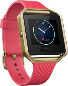 Monitor aktywności Blaze Fitbit (różowo-złoty) / Tanie RATY / DOSTAWA GRATIS !!! - 2858208583