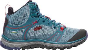Buty trekkingowe Terradora Mid WP Keen (niebieskie) / Tanie RATY / DOSTAWA GRATIS !!! - 2858362575
