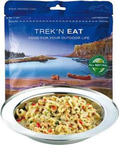 Liofilizat Makaron w sosie łososiowym z ziołami 160g Trek'n Eat - 2858673551