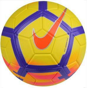 Piłka nożna Strike rozm. 5 Nike (pomarańczowo-fioletowa) - 2858208790