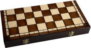 Szachy turniejowe 41,5x42cm / GWARANCJA 12 MSC. / Tanie RATY - 2822241153