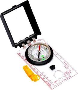 Kompas duży z lusterkiem 71024 / GWARANCJA 12 MSC. - 2822241243