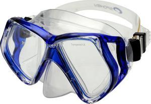 Maska do nurkowania Spokey Natator (granatowa) / GWARANCJA 12 MSC. - 2834951792