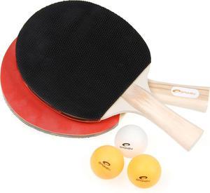 Zestaw do tenisa stołowego: 2 rakietki + piłeczki Spokey Joy Set / GWARANCJA 12 MSC. - 2822241380