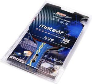 Rakietka do tenisa stołowego Ming 5-gwiazdkowa Meteor / GWARANCJA 12 MSC. - 2841971513