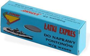 Łatki expres do naprawy pontonów Expand - 2822241395