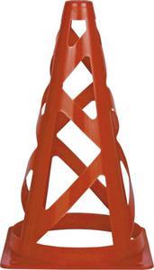 Pachołek 22,5cm z otworami Lithe Spokey (czerwony) - 2822241405