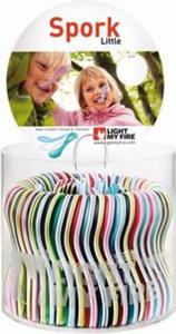 Niezbędnik Spork Little 3pack dla dzieci - 72szt Light My Fire / GWARANCJA 12 MSC. / Tanie RATY / DOSTAWA GRATIS !!! - 2822241466